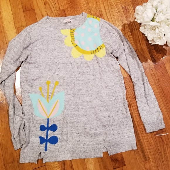Cat & Jack Other - Girls Pullover Sweater